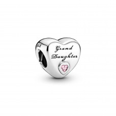 Pandora Charm zilver Grand Daughter - 305951