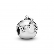 Pandora charm zilver theepotje - 607913