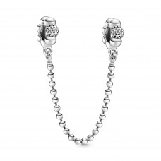 Pandora safety chain zilver - 611297