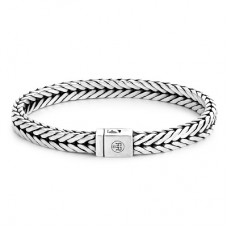 Rebel & Rose armband heren zilver Hermes - 606896