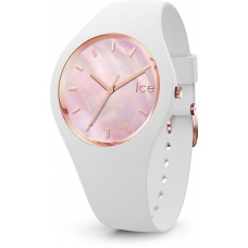 Ice Watch Pearl White Pink S - 610240