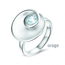 Orage ring zilver topaas - 607771